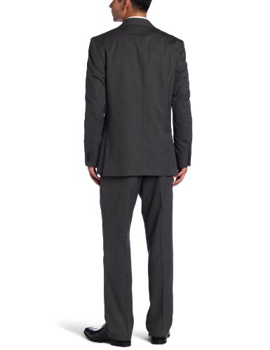 Kenneth Cole REACTION Men's 2 Button Single Vent Separate Jacket