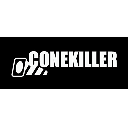 GoBadges GG0100 GoGraphic Cone Killer Car Decal
