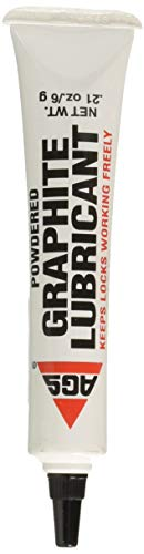 AGS MZ-2 Extra Fine Graphite Dry Lubricant 6g.