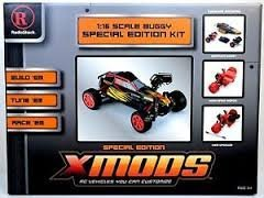 XMODS 1:16 scale buggy special edition kit