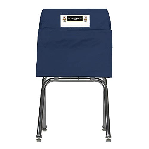 Seat Sack Storage Pocket, Medium, 15 Inches, Blue