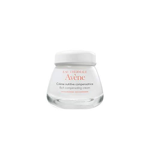 Eau Thermale Avene Rich Compensating Cream Nourishing Face Moisturizer, 1.6 Oz