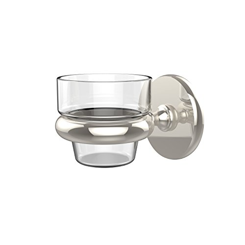 (Allied Brass P1064-PNI Wall Mounted Votive Candle Holder, Polished Nickel )