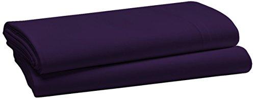Brielle 100 Percent Bamboo Pillow Purple