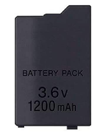 OSTENT 1200mAh 3.6V Lithium Ion Rechargeable Battery Pack Replacement for Sony PSP 2000/3000