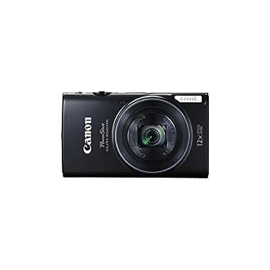 Canon PowerShot ELPH 350 HS (Black)
