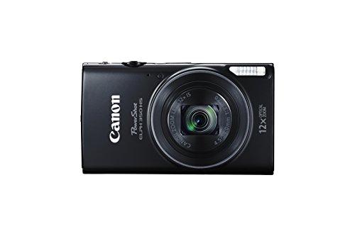 (Canon PowerShot ELPH 350 HS (Black))