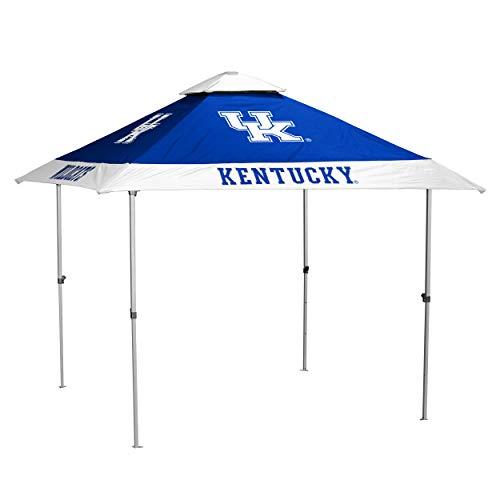 - NCAA Kentucky Pagoda Canopy (No Lights), Multi, One Size