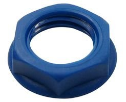 NUT, BLUE, 10 PACK CL1412 By CLIFF ELECTRONIC COMPONENTS BPSCN19860-CL1412
