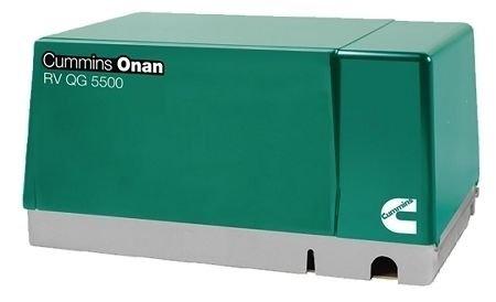 Cummins Onan (5.5HGJAB-6755 Gasoline EVAP Generator
