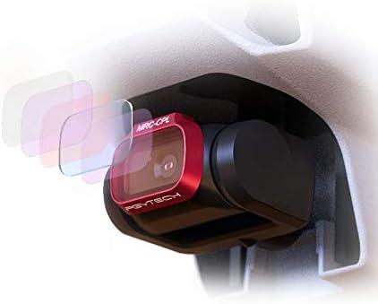 PGYTECH ND8 ND16 ND32 ND64 Filtre pour DJI Mavic Mini Drone - Filtres à densité Neutre 4 Pièces