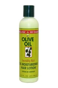 OLIVE OIL MOISTURIZING HAIR LOTION By ORGANIC ROOT STIMULATOR Hair Lotion