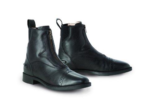 Giotto TREDSTEP Jodhpur Zip Boot Front size black 36 vx6qx4WwZ