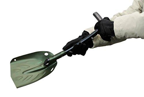Hopkins 17222 Heavy Duty Aluminum Emergency Shovel