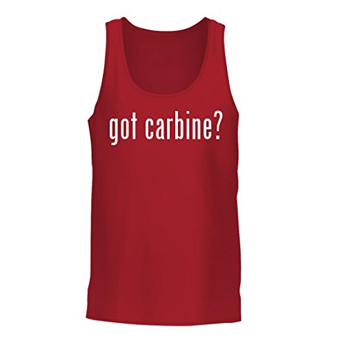 got carbine? - A Nice Men's Tank Top, Red, Large