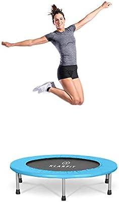 Klarfit Rocketbaby Cama elástica - Superficie de Salto de 96 cm ...