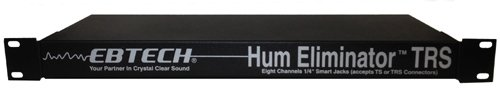 Ebtech HE-8 Hum Eliminator 8-Channel Single Space Rack