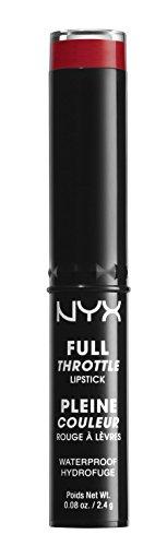 NYX Full Throttle Lipstick ~ Up the Bass (08 Bass)