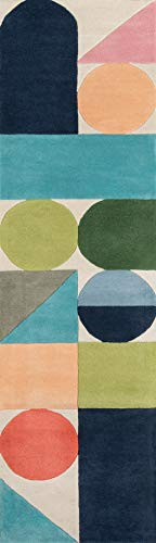 lection Wright Area Rug, 2'3