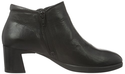 00 schwarz Women's Think Short Mea Black Boots Women qz0ggfwFx