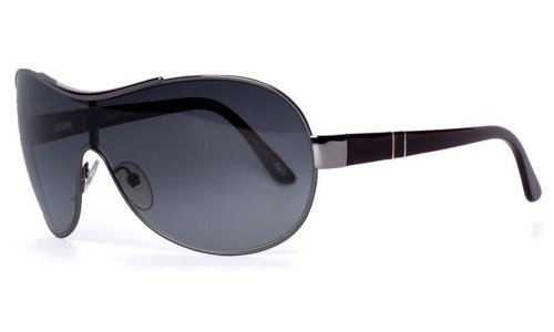 Persol PO 2304 Sunglasses - Gunmetal / Grey (513 - Sunglasses Discount Persol