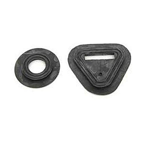 Eckler's Premier Quality Products 80256074 Chevy Carpet Grommets Dimmer Switch And Gas Pedal