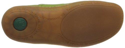 El Naturalista El Viajero, Unisex-Adults' Loafers Green/Pino