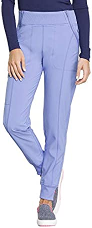 Cherokee Infinity CK110A Women's Mid Rise Tapered Jogger Scrub