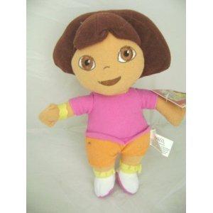 Dora Explorer Plush Doll - 9