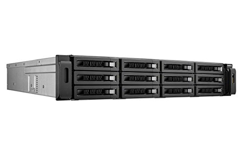 QNAP VS-12148U-RP Pro Network video Recorder with 48-channel, 12-bay, Redundant Power, VGA Local Display by QNAP (Image #2)