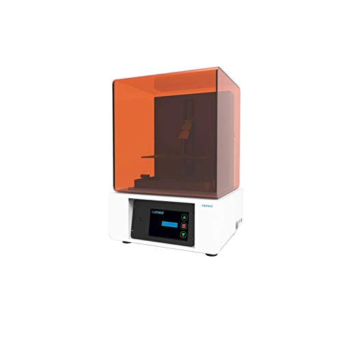 Cameo AC-3 3D Printer,Small 3D Printer Especially for Dentistry with high Resolution.Low-Cost and Easy-to-Maintain 3D…