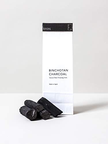Morihata Binchotan Activated Charcoal Natural Water Purifying Sticks - ¼ LB