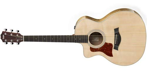 Taylor Guitars 214ce-K-DLX Koa Deluxe Grand Auditorium for sale  Delivered anywhere in USA