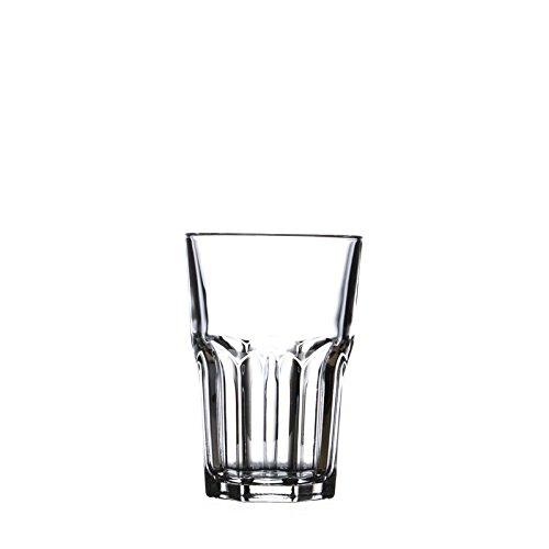 Arcoroc Drinking Glasses - ARCOROC GRANITY Water/Beverage Highball Glasses Set, 12 Oz (24)