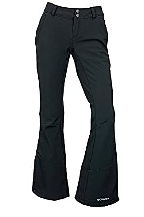 Columbia Women's Squaw Ascent Softshell Omni-Heat Reflective Thermal Insulated Ski Pants (2)
