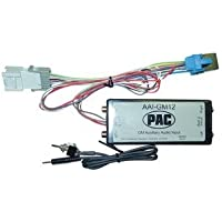 Pac Aai-Gm12 Auxiliary Audio Inputs amp; Interfaces (2003 Gm(Tm))