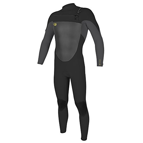 O'Neill Men's O'Riginal 4/3mm Chest Zip Full Wetsuit, Oil/Smoke, Small by O'Neill Wetsuits (Image #8)