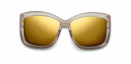 BEVERLY Polished Nude Frame With Super Bronze - Porsche Sunglasses Kardashian