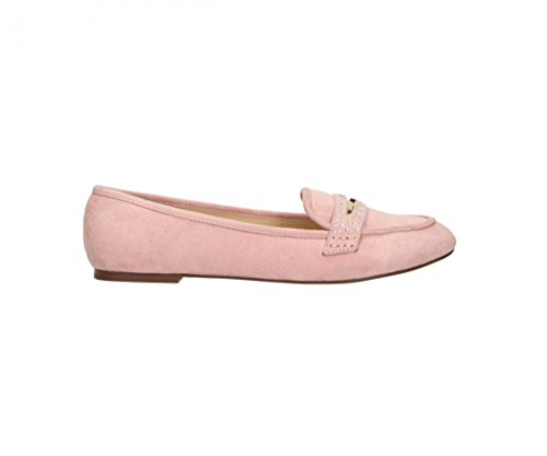 Fitters Footwear, Ballerine donna rosa Light Pink MF