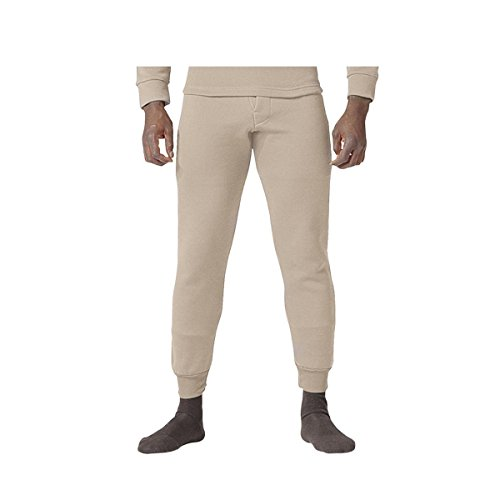 Rothco Ecwcs Poly Bottoms, Sand, Medium