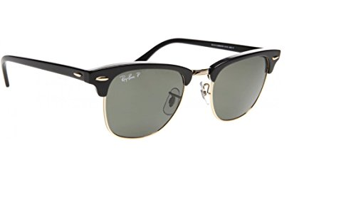 RayBan - RB3016 901/58 Clubmaster - Polarized Ban Ray Rb3016