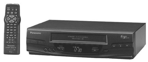 Panasonic PV-V4540 4-Head Hi-Fi - Video Panasonic Automatic