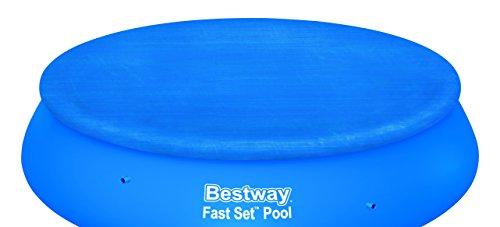 Bestway 58034 Fast Set Pool Cover, 12-Feet