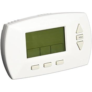honeywell ret93e0d1004 u 5 2 day programmable thermostat. Black Bedroom Furniture Sets. Home Design Ideas