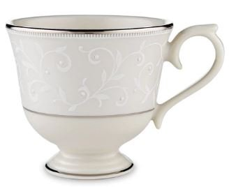Lenox Pearl Innocence - Lenox Pearl Innocence Tea Cup