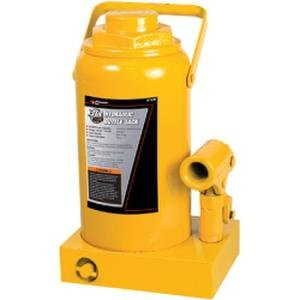 Performance Tool W1636 30 Ton (60,000 lbs.) Heavy Duty Hydraulic Bottle Jack