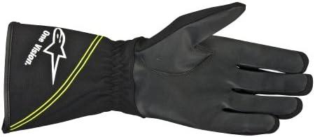 アルパインスターズ TEMPEST テンペスト GLOVES (167) Black Green Mサイズ レーシンググローブ レーシングカート・走行会用