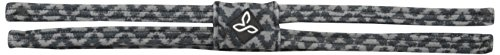 Prana Cotton Headband - prAna Women's Printed Double Headband, Charcoal Compass, One Size