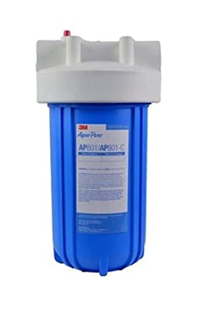 3M Aqua-Pure Whole House Water Filtration System – Model AP801-C