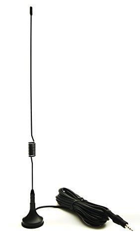 Antena DAB - Original Natural Carretera RADIO DE COCHE MAGNÉTICO 28cm ALTA GANANCIA 4m Cable: Amazon.es: Electrónica
